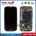 Mobile phone lcd For samsung galaxy s3 i9300 Lcd digitizer fo s3 i9300