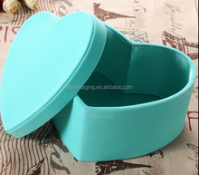 new style top sale heart shape Customized cardboard sunglasses paper box packaging for gift for lady birthday gift