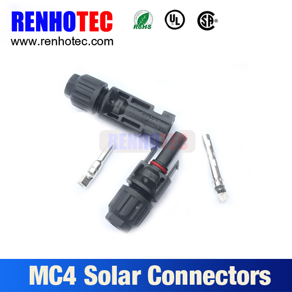 MC4 Solar Adapter Connector with TUV/UL