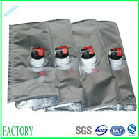 Wholesale high quality low price 1~20L BIB packaging