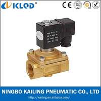2/2 way normally clsed low price air water 24v solenoid valve