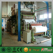 Low Invest Toilet Paper Machine, Kitchen Towel Paper Making Machine