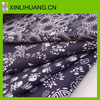Very Popular designs of 100 cotton printed woven fabric from China Supplier