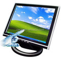 1280x1024 15 inch lcd monitor computer monitor reliable quality and best price