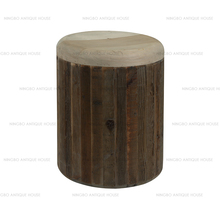 Solid Wood Handmade Eco-Friendly wood stool pictures furniture