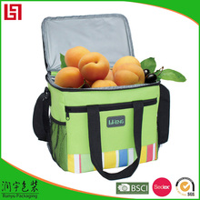 China manufacturer lightweight polyester lunch cooler bag