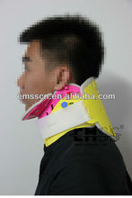 Extrication collar del cuello