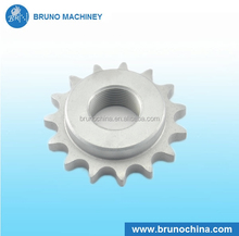 Aluminum 7075 219 Pitch Aluminum Sprocket Gear