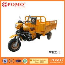 Popular Heavy Load Water Cooled Cargo 250cc Chinese Three Wheel Motorcycle