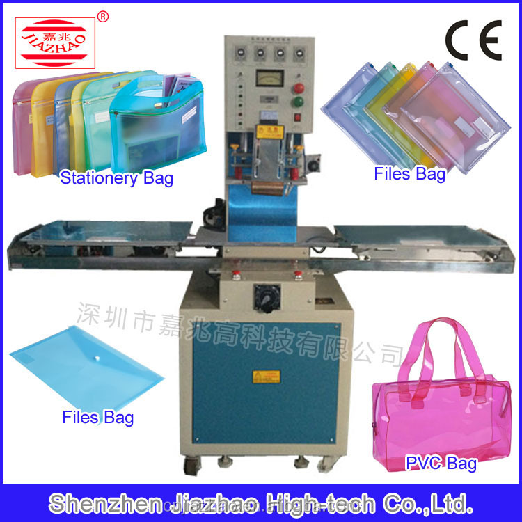 High frequency PVC welding machine for stretch ceiling films welding , plastic welding machine