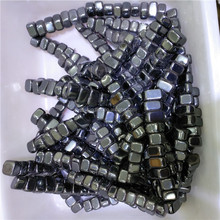 Wholesale natural Black Magnetite Tumbled stone