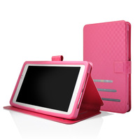 Veaqee New arrival flip stand leather case for ipad 6 table cover case