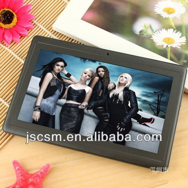 cheap sell ! high quality 7'' inch arm cortex a13 cpu android tablet pc Android4.0 with wifi