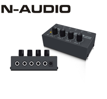 High quality cheap low cost audio headphone amplifier