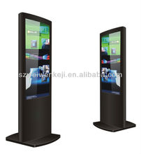 Hot! 42 inch station/shopping mall/airport/supermarket electronic product advertising
