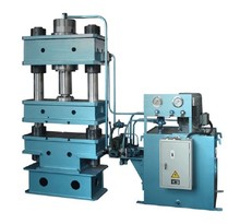 high quality machine for rubber vulcanization hydraulic press