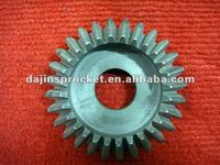 angling spiral bevel gear