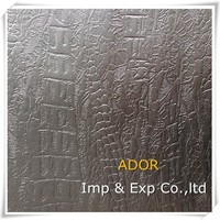 Wholesale Emboss Leather Product