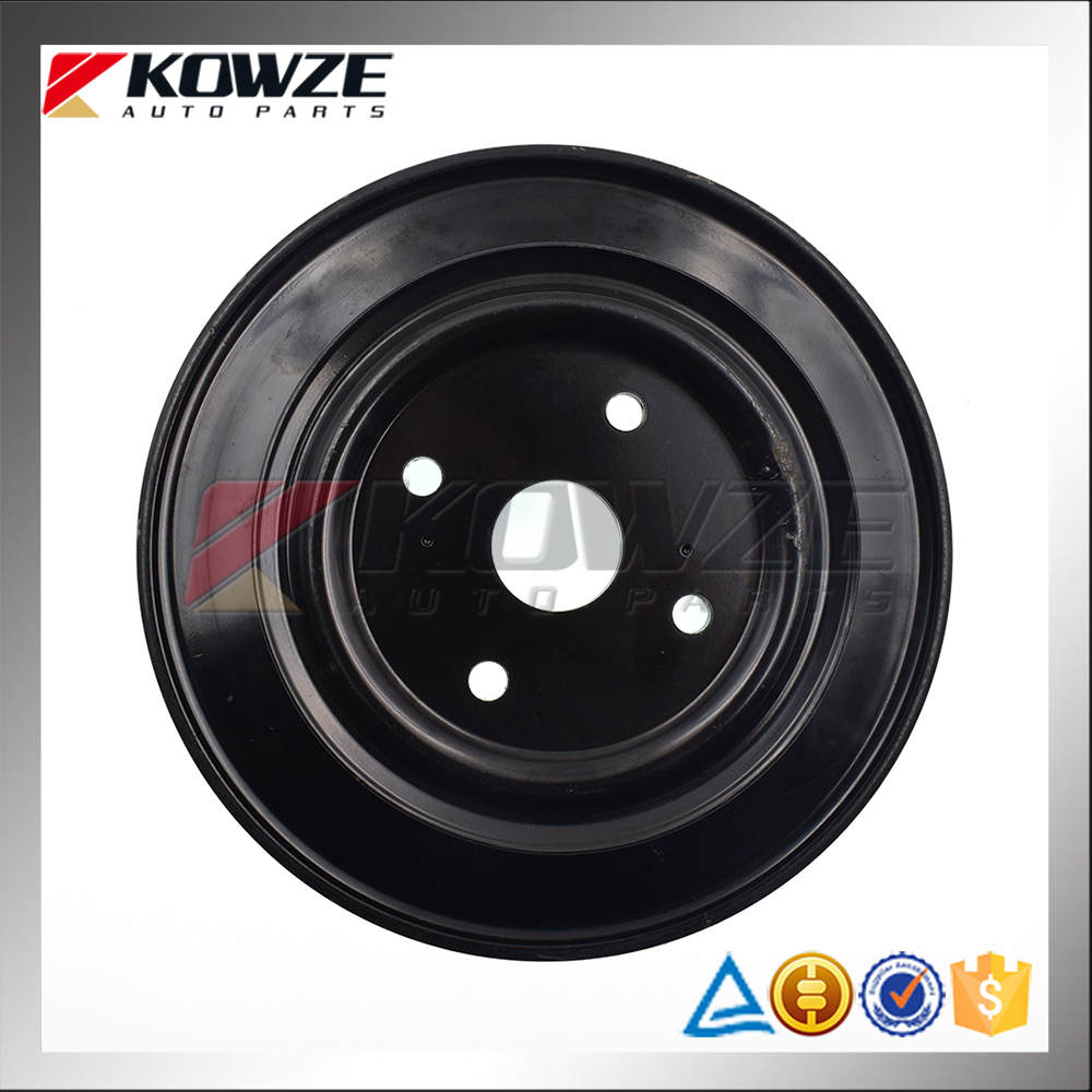 CAR AUTO <strong>PARTS</strong> COOLING FAN PULLEY For <strong>Mitsubishi</strong> <strong>L200</strong> K66T K76T K86W MD352297