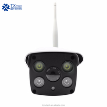 double light cctv wireless camera waterproof camera security ip bullet camera