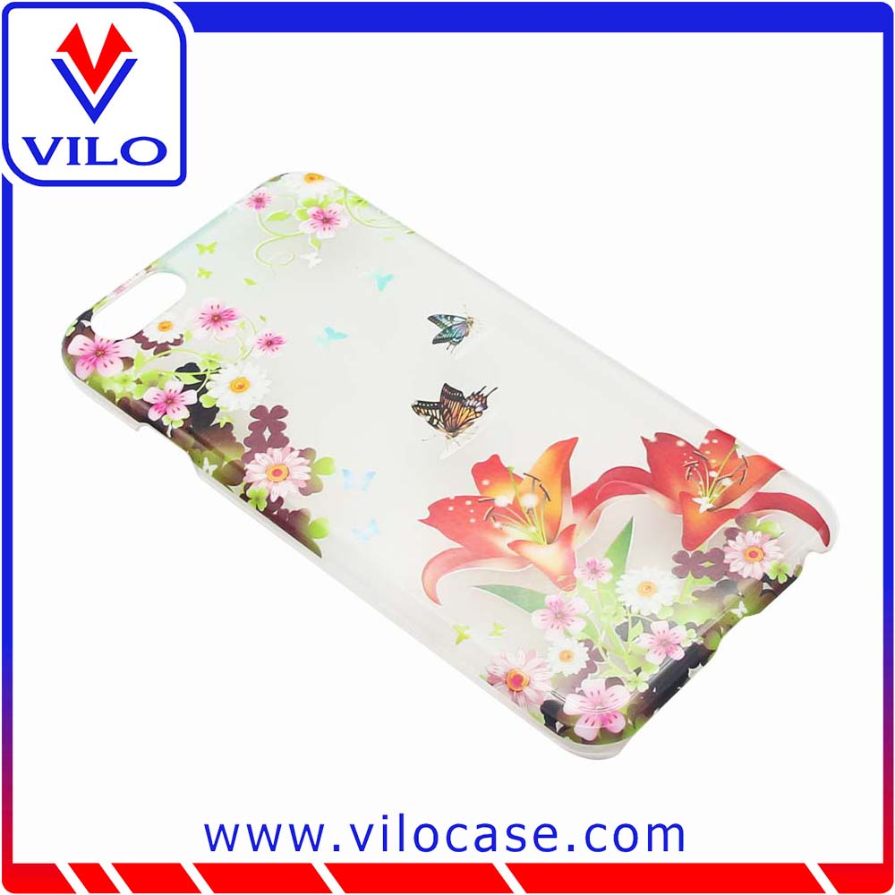 custom design wholesale 5 inch back case cover for smartphone