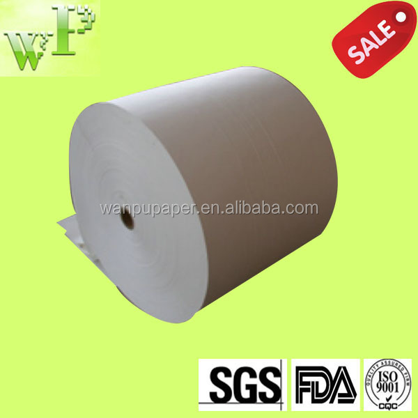 sulphite wrapping paper sheet and rolls