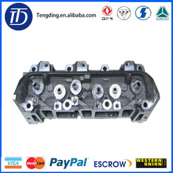 C4928830 The 6L stainless steel engine cylinder block for Dongfeng truck