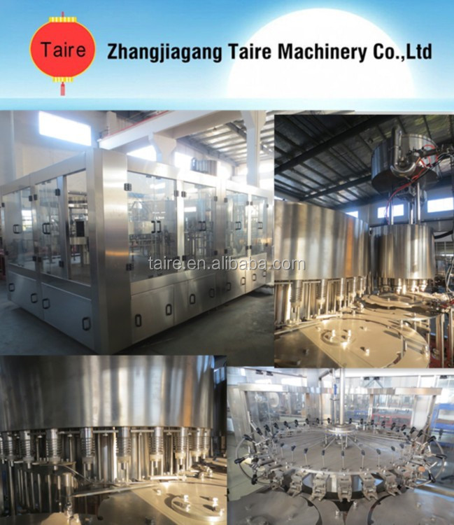Automatic PET Bottle Still Water Packaging Factory / Spring Water Filling Machine