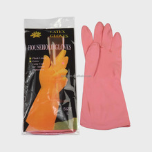 beautiful kitchen stand women five finger cleaning gloves