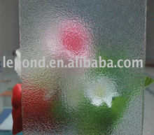 8mm Acid frosted glass/Frosted glass for bath door/table top