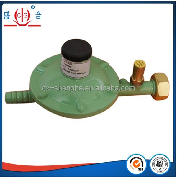 LPG low pressure regulator / gas valve/ cylinder regulator