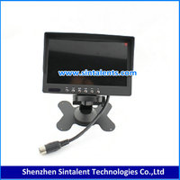 "4.3"" TFT LCD Color Car Vehicle Rearview Mirror Monitor for DVD/VCR/Car Reverse Backup Camera"