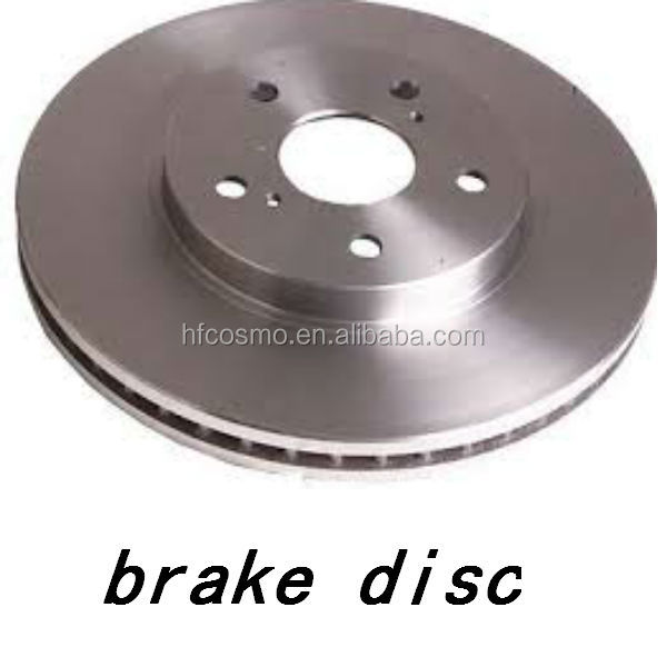 vented disc 58mm Disc brake disc of go kart spare parts