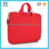 Fashional soft shockproof protable neoprene laptop case