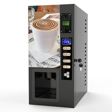 Yinong professional coffee machine espresso with coin slot
