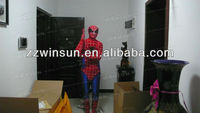 NEW ! Multifunctional spiderman inflatables,costume inflatable,spiderman mascot costume for sale