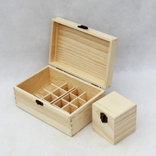 Special offer Essential oil bottle wooden box