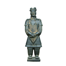 1.9 m life size Chinese ancient statue replica terracotta warriors sale