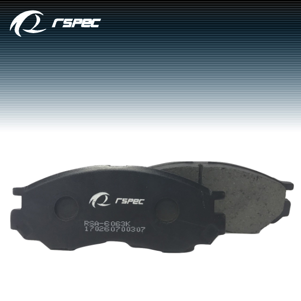 RSPEC taiwan auto parts brake pad cross reference with low price