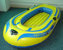 Outdoor water sport floating inflatable kayak / inflatable boat