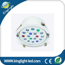 jewelry diamond light 12 Color Switchable Patterns Landscape Projector LED Light Auto Rotating Lamp