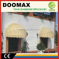 #F200 Decorative Dutch Canopy Awning