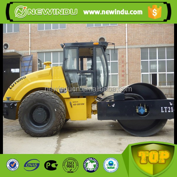 Lutong LTC210 mini road roller compactor hydraulic double drum road roller new road roller price
