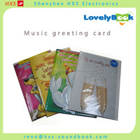 Best Price OEM/ODM Music Easter Cards in Shenzhen