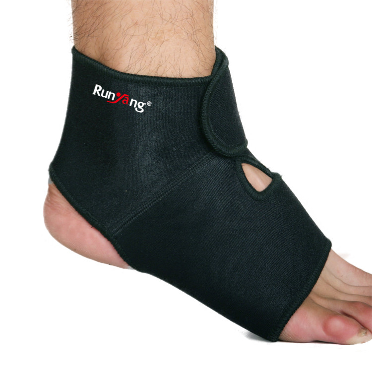 Best selling china hinged ankle brace