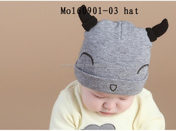 Wholesale high quality fancy crochet mini baby hats