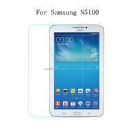 Top quality 0.33 2.5D screen protector for 8 inch tablet for samsung N5100