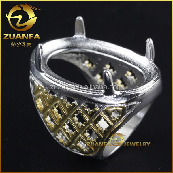 wholesale large men Indonesia titanium rings blanks