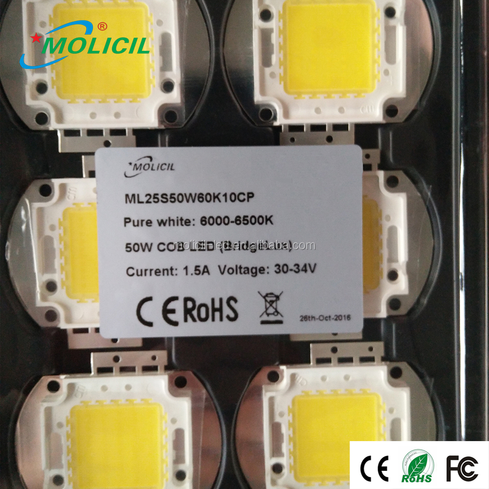 High brightness bridgelux 10W 20W 30W 50W 60W 70W 80W 90W 100W 120W 150W 200W 300W 400W 500W epistar bridgelux led chip 100w