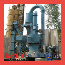 YGM Series Industrial mineral powder rough grinding machine